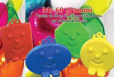 Mr. 60 grams