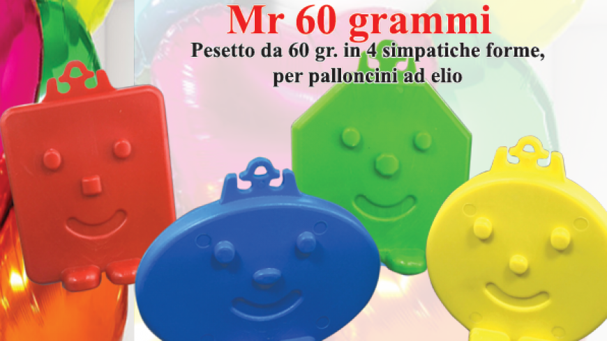 Mr. 60 grammi