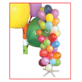 T-45 TOTEM x 51 latex balloons