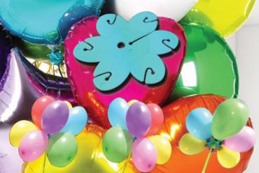 Daisy for balloons