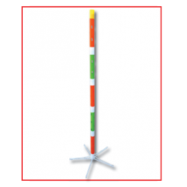 T-45 TOTEM ht 183 cm for 51 latex balloon with stick